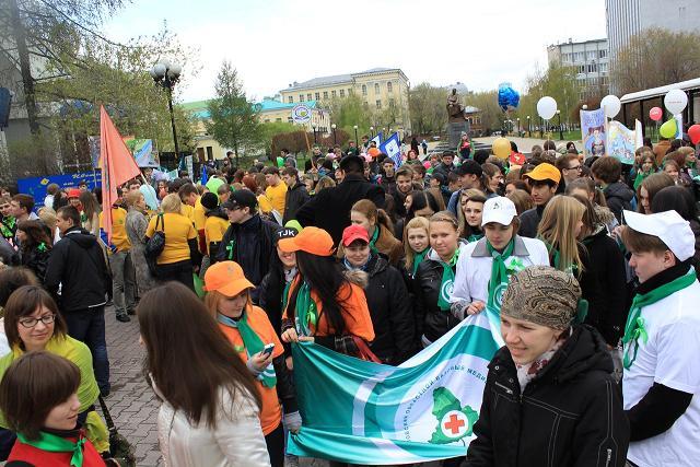 экологическое шествие